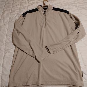 Columbia Fleece half zip XL